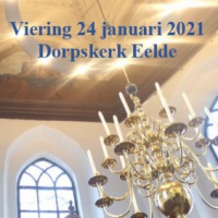 Kerkdienst 24 januari
