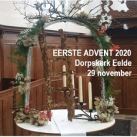 Kerkdienst 29 november